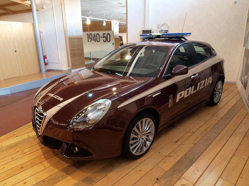 New Car A Foggia
